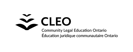 Community Legal Education Ontario logo